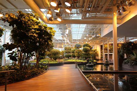 devonian gardens botanic garden  calgary thousand