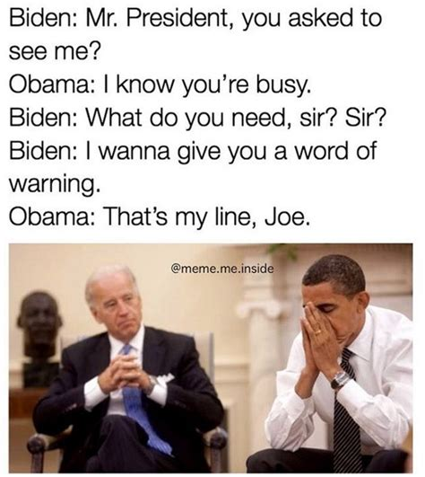 Biden Memes - the gallery for gt joe biden and obama meme