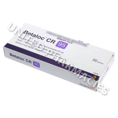 Cal 95 Tab 30 betaloc metoprolol succinate united pharmacies