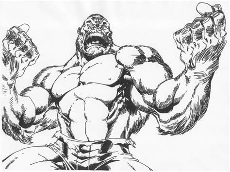 Gorilla Grodd Coloring Page | gorrila grodd free colouring pages