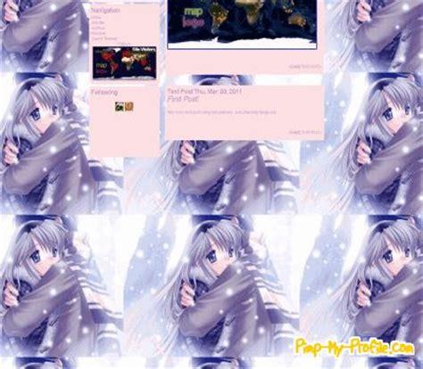 themes tumblr sad sad anime tumblr themes pimp my profile com