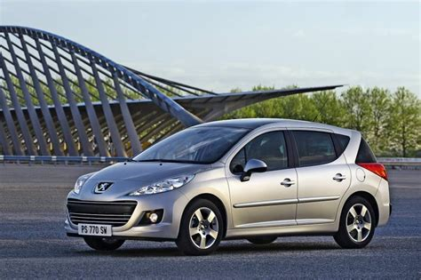 peugeot car 2012 peugeot 207 sw 2007 2012 used car review car review