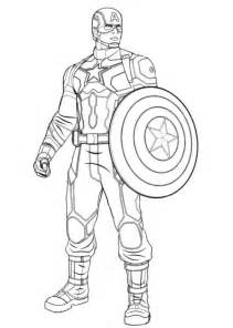 captain america coloring pages n 16 coloring pages of captain america