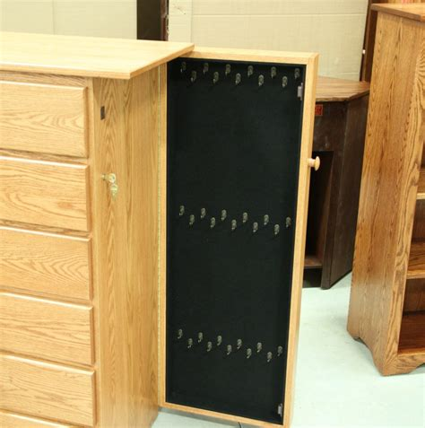 Custom Jewelry Armoire by Custom Oak Jewelry Armoire Amish Made Custom Jewelry