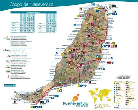 printable road map fuerteventura lanzarote tourist map lanzarote tourist map lanzarote