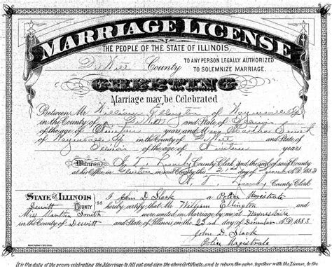Smith County Divorce Records William And Martha Smith Ellington Marriage License