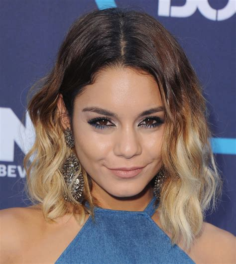 can you have short bangs with ombre hair vanessahudgens karaline x