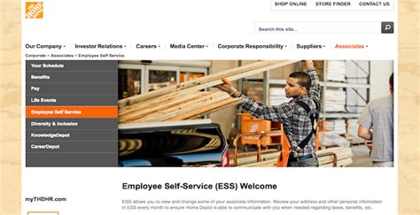 home depot login schedule gnewsinfo
