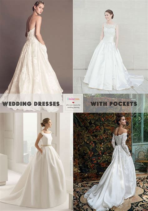 Wedding Dresses Pockets Now Neat by 10 Wedding Dresses With Pockets Way To Be Different