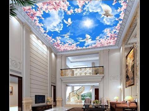 wallpaper motif awan tren wallpaper plafon ruamah motif awan youtube