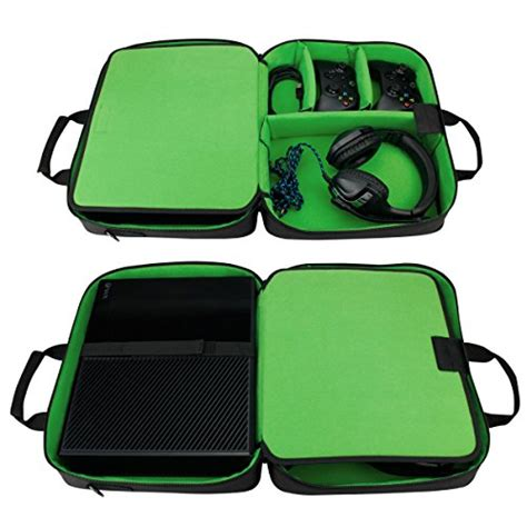 usa gear xbox one xbox one x travel carrying bag for
