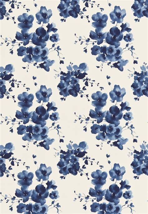 blue pattern name best 25 blue floral wallpaper ideas on pinterest