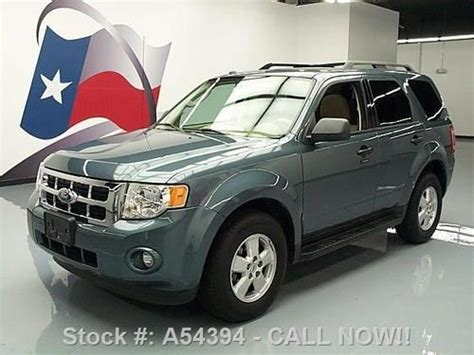 how cars run 2010 ford escape transmission control buy used 2010 ford escape xlt sunroof cruise control only 16k mi texas direct auto in stafford