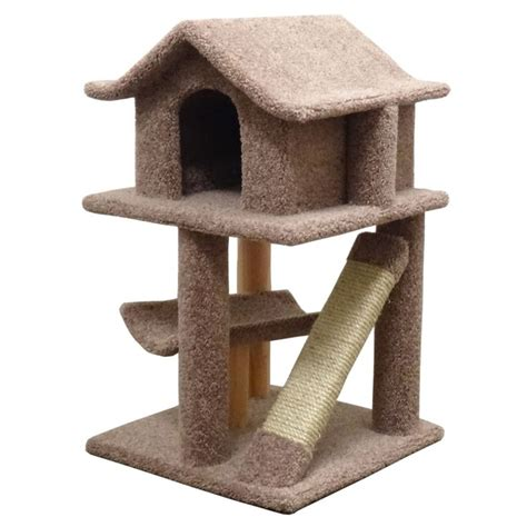 cat tree house 25 best ideas about cat playhouse on pinterest cardboard cat house house of cat