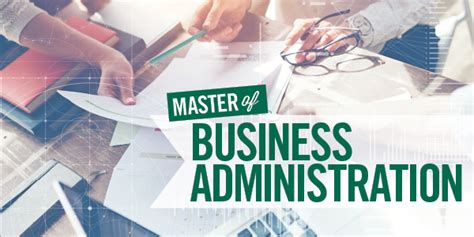 Cleveland State Mba Programs by Master Of Business Administration Cleveland State
