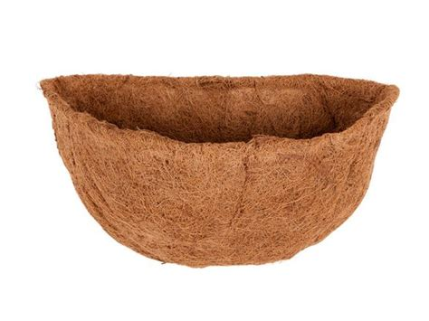 Coco Planter Liners Replacement by Replacement Coco Coir Liners Keep Plants Healthy Windowbox