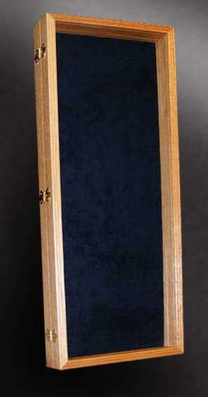 red oak shadow box greg seitz woodworking