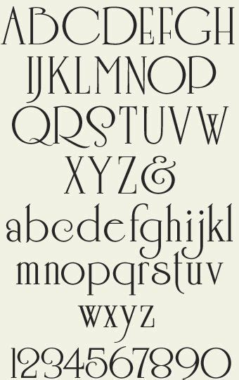 25 Best Ideas About Writing Styles On Pinterest Writing Classic Font