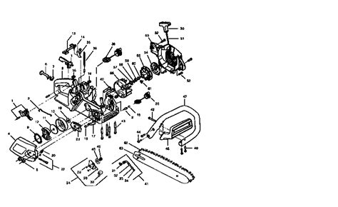 stihl 029 parts diagram stihl 029 farm parts diagram stihl free engine