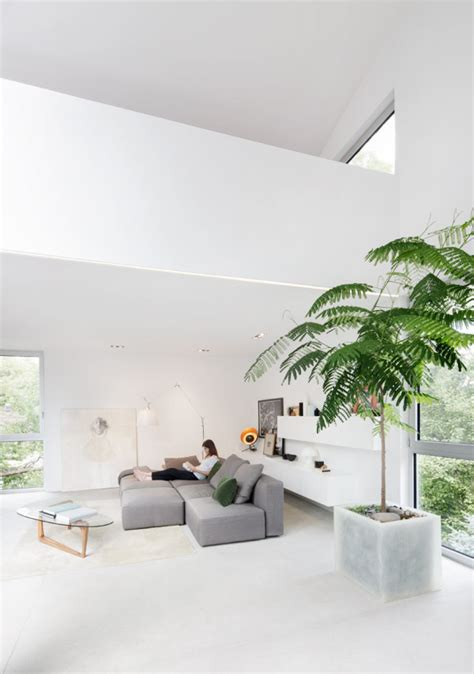 design milk montreal a montr 233 al house with a flipped floor plan design milk
