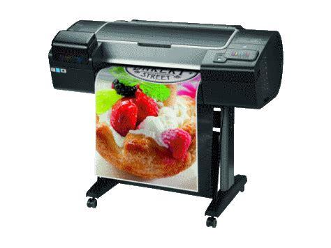 Printer Plotter Hp Designjet T795 Cr649c 44 Inch A0 Original hp designjet z2600 a1 poster printer plotters nl
