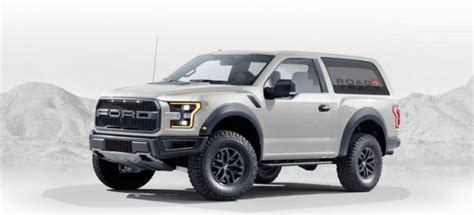 ford production 2020 2018 ford bronco production by 2020 it s confirmed
