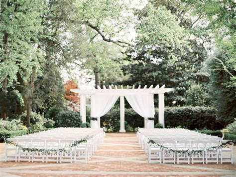 These Top Wedding Venues in Charlotte, North Carolina