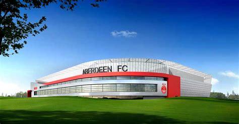 design house aberdeen store aberdeen fc stadium pittodrie loirston loch e architect