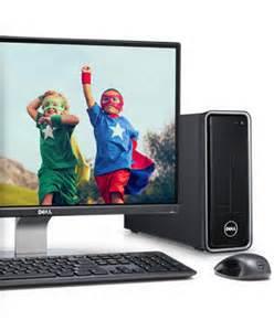 Delltm Inspirontm Small Desktop Pc Model 3646 Dell Inspiron 3646 Desktop Computer With Intel Celeron