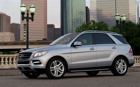 Mercedes Mclass 2012 by Look 2012 Mercedes M Class Photo Gallery