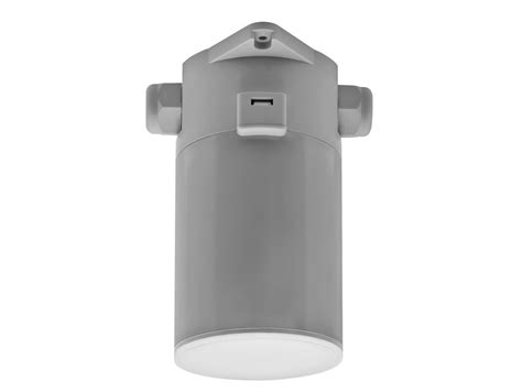 Lens Led Emergency Light By Daisalux Ceiling Mounted Emergency Lights