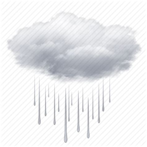 rain pattern png cloud clouds cloudy drops rain weather icon icon