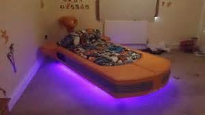 star wars kids bed dad of the year made his son a custom star wars