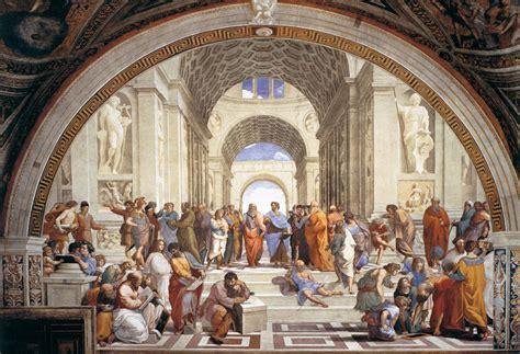 the school of athens by raffaello sanzio