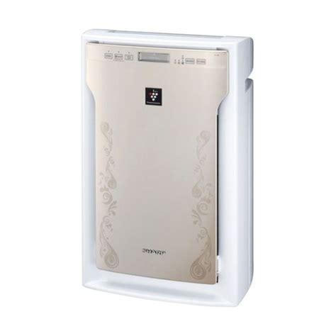 Sharp Air Purifier Fu A80y Jual Sharp Air Purifier Fu A80y N Gold Harga Kualitas Terjamin Blibli