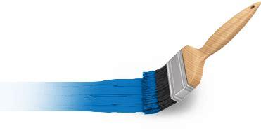 blue paint brush transparent png stickpng