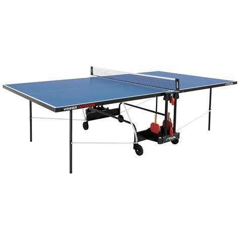 stiga table tennis table stiga winner outdoor table tennis table
