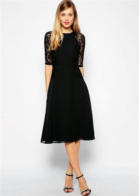 Girly Midi printed knee length midi dresses ideas for