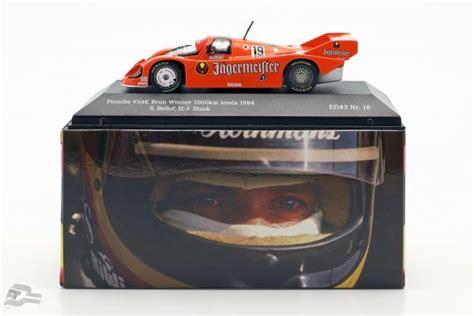Stefan Stock Porsche by Porsche 956 B J 228 Germeister 19 Winner 1000km Imola 1984
