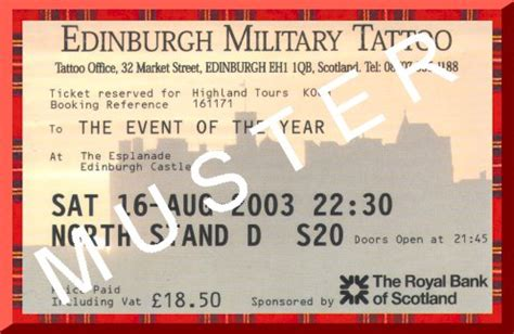 tattoo edinburgh tickets i will be blogs edinburgh military tattoo tickets