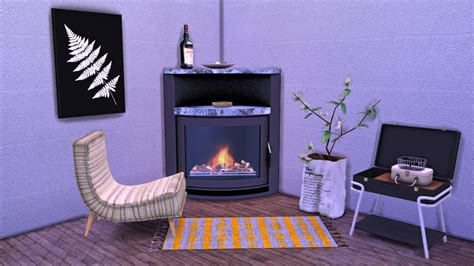 Sims Freeplay Fireplace by Leo Sims Fireplace Comes With 2 Color Options Converted