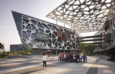 alibaba mall alibaba headquarters hangzhou building china e architect