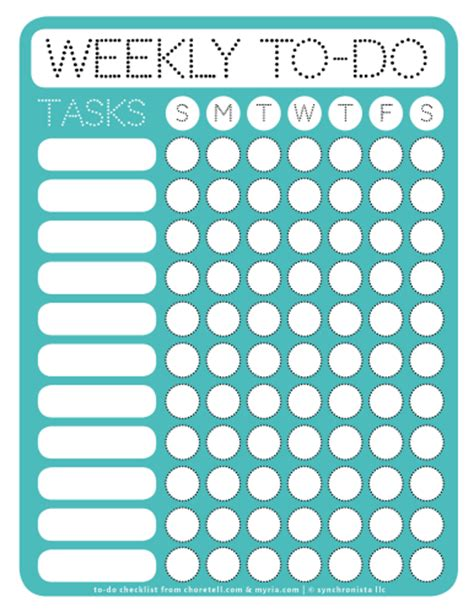 Galerry free printable planner for moms Page 2