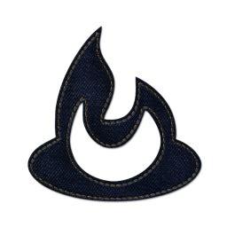 feedburner icon | blue jeans social media iconset