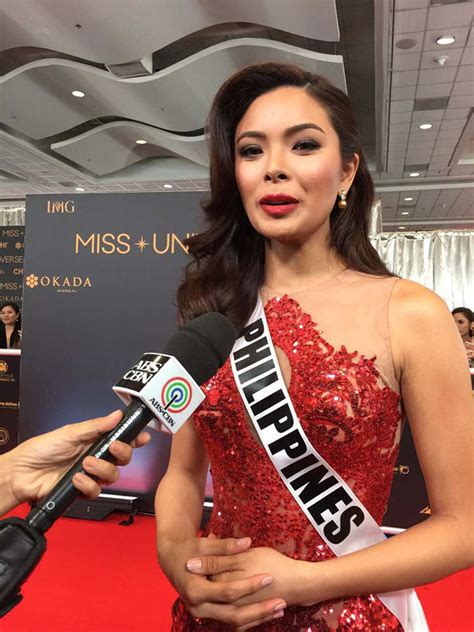 Whos News Lifestyle Magazine 17 by In Photos Who S Who On Miss Universe Carpet Abs Cbn