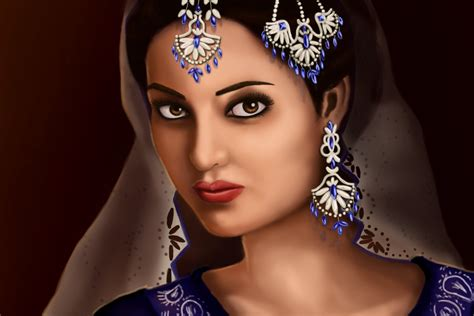 beauty india digital most beautiful paintings of indian women www pixshark