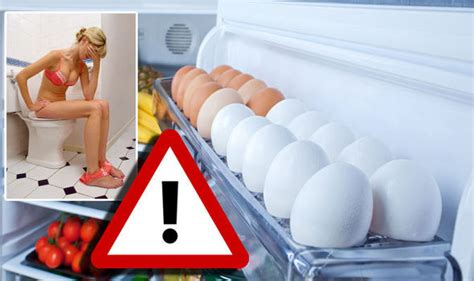 Refrigerated Eggs Shelf by Where To Store Eggs Safely And It Is Not The Fridge Door Food Style Express Co Uk