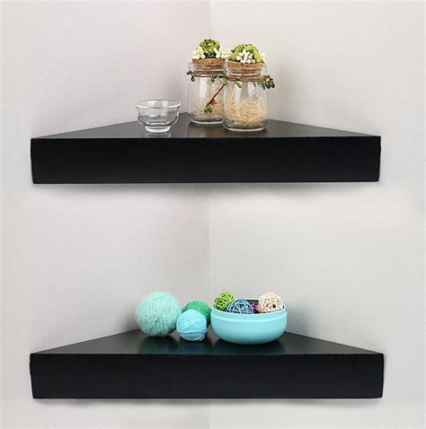 floating corner shelves floating shelves insteading