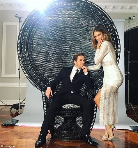 Hints Your Marriage Could Be Stale by Hugh Hints At Marriage To Delta Goodrem Daily