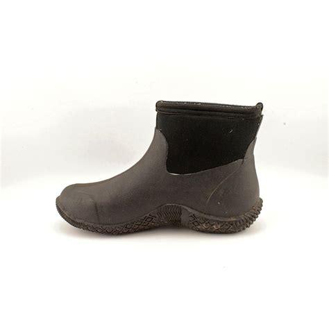 the original muck boot company jobber mens size 10 black